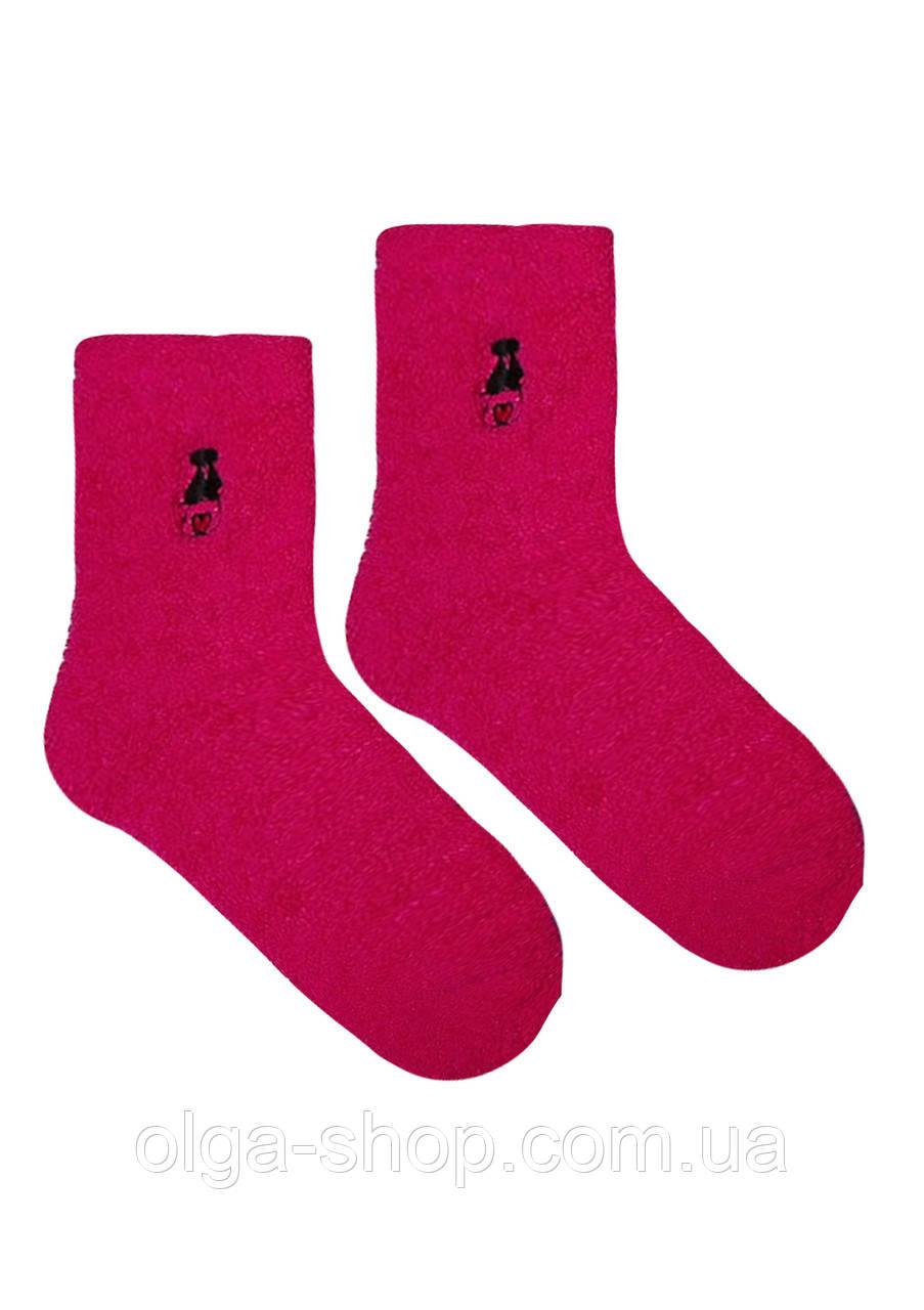Носки женские детские теплые махровые плюшевые домашние зимние Marilyn Coozy L49