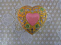 Шкатулка с сердцем