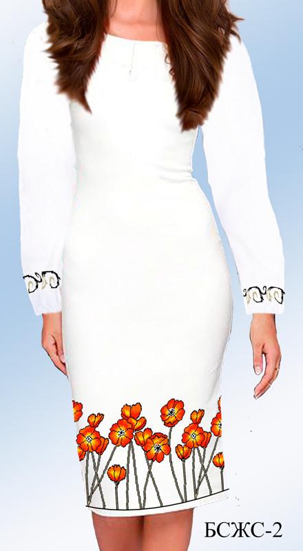 Женское платье заготовка