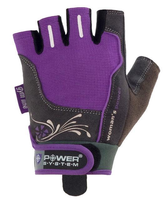 Перчатки для фитнеса Power System WOMAN'S POWER (PS-2570)