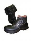 Ботинки юфтевые на ПУП МАН утепленные(зима)