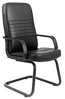 Приус-CF кресло-стул Ричман 960х530х460 мм кожзам черный , фото 1