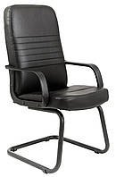 Приус-CF кресло-стул Ричман 960х530х460 мм кожзам черный