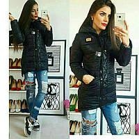 Куртка женская Зима 204 норма