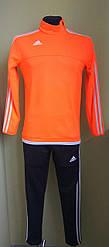 Костюм спортивний дорослий/тренувальний костюм футбольний/