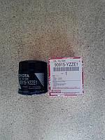 Фильтр масляный Toyota Auris Yaris Corolla Avensis 90915-YZZE1