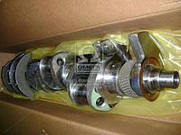 Коленвал МАЗ 8. Двигатель ЯМЗ 238. Корень Р-1, Шатун Р-2