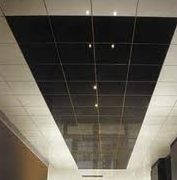 Стеклянные потолки.потолок из безопасного стекла., фото 1
