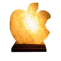 Яблоко Apple соляная лампа, светильник, ночник