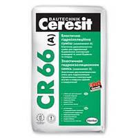 "CR-66 Ceresit"" Гидроизоляция эластичная 22,5 кг"