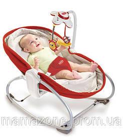 Tiny Love Кресло - кроватка - качалка Мамина любовь (3 в 1) 1801006830 (красный)