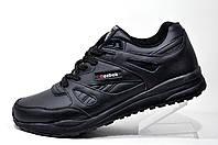 Кожаные кроссовки Reebok Ventilator, Black