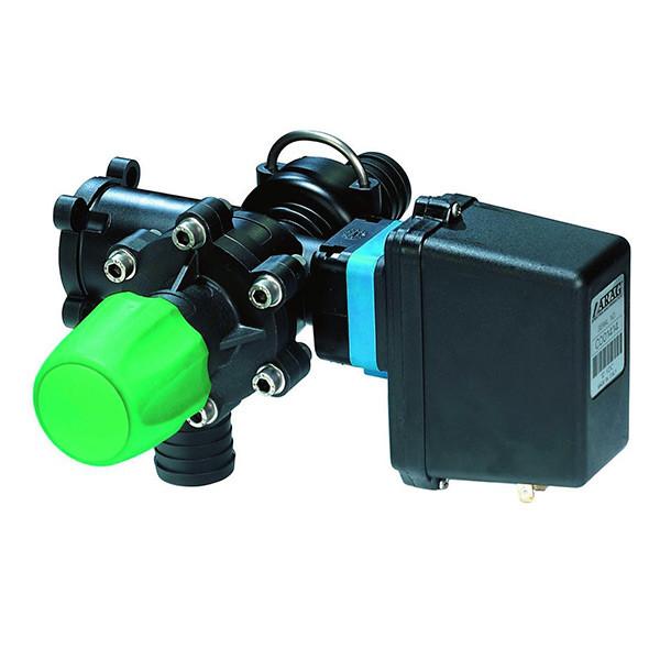 Гл. редук. клапан электрический с регулятором давления 180 л/хв 20 BAR 25мм (Arag, Италия)