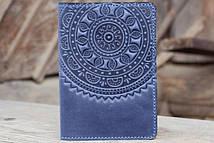 Стильная обложка для паспорта в  этно стиле
