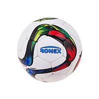 Футбольный мяч с латексной камерой Grippy Ronex AD-2016