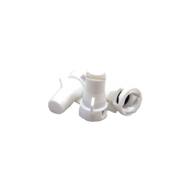 Распылитель дефлекторный для жид.удобр. КАС (белый) FD 08 Lechler (Германия)