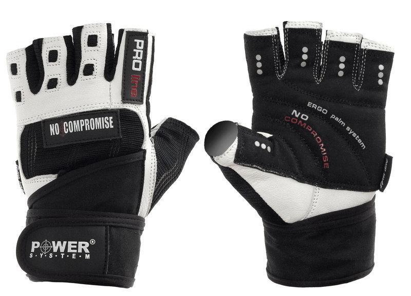 Перчатки для фитнеса Power System NO COMPROMISE (PS-2700)