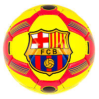 Футбольный тренировочный мяч FCBarca, SemiDull YW , 5сл, фото 1