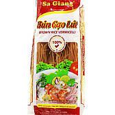 Вермишель из коричневого риса 0,2кг. Вьетнам