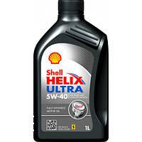 Синтетическое моторное масло Shell Helix Ultra 5w/40 1л