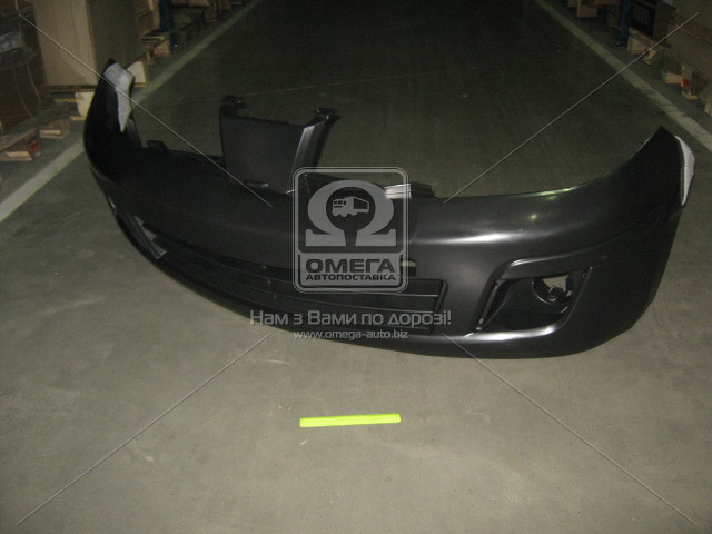 Бампер передний NISSAN TIIDA 05- (TEMPEST). 037 0399 900