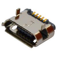 Гнездо micro USB , монтажное