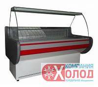Витрина низкотемпературная холодильная Айстермо ВХН ЛИРА 1.3 М