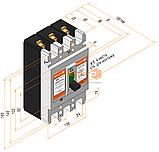 Автоматичний вимикач ВА 77-1-250 100А, фото 2