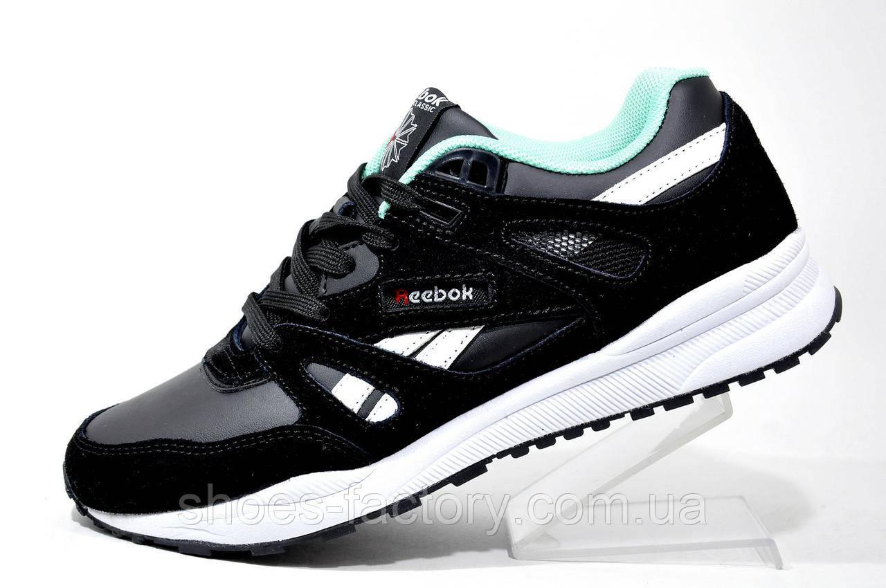 Кроссовки унисекс в стиле Reebok Ventilator, Black\White