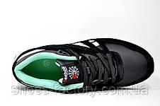 Кроссовки унисекс в стиле Reebok Ventilator, Black\White, фото 3
