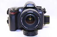 Зеркалка Nikon D70s Tamron 28-200 1:3.8-5.6