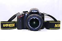 Зеркалка Nikon D3200 af-s nikkor 18-55 №2