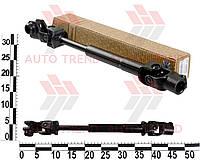 Вал карданый рулевой NISSAN X-TRAIL T31 2007-2013/QASHQAI J10E 2006-2013/QASHQAI+2 JJ10E 2008- нижний (FEBEST). ASN-JJ10E