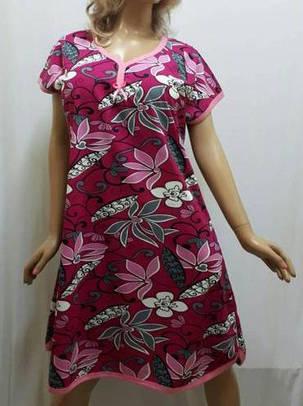 Ночная рубашка, сорочка, ночнушка женская большого размера от 54 до 58, Харьков, фото 2