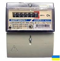 Электросчетчик ЦЭ6807Б-U K1.0 220B 5(60А) М6Р5.1, кл.т. 1.0 , DIN-рейка, однотарифный Украина