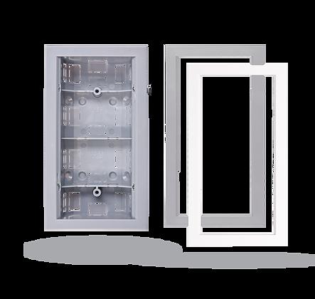 JA-193PL Монтажный корпус для установки датчиков движения (нового дизайна) на стене
