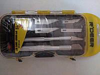 Набор ножей для резьбы по дереву (8шт.) R'Deer RT-M108