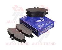 Колодки тормозные задние MERSEDES Sprinter 906,Vito, VW Crafter (Frico). FCB 578