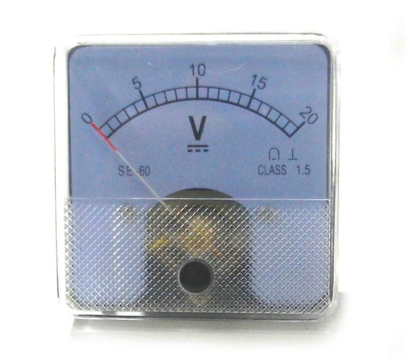 Амперметр DCA-20A SF-60
