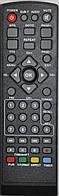 Пульт от тюнера эфирного цифрового телевидения Т2 BOX