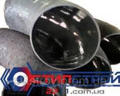 Отвод стальной эмалированный Ду-100