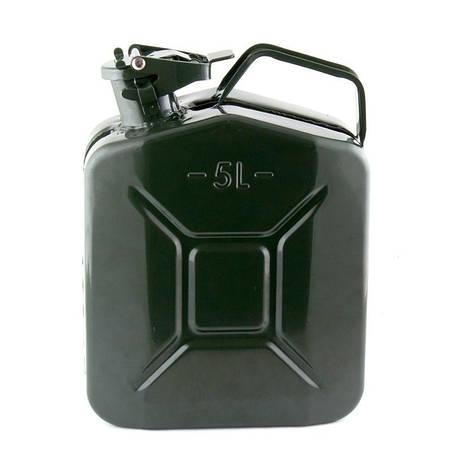 Канистра для бензина БЕЛАВТО KC05 5л, фото 2
