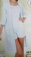 халат и пижама  женские хлопок