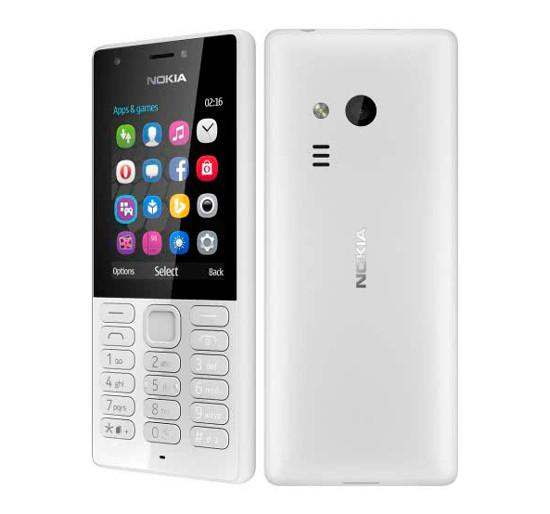 Мобильный телефон Nokia 216 Grey на 2 сим-карты