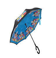 Зонт наоборот Up-Brella Антизонт для мальчиков