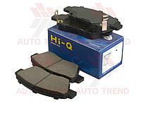 Колодки тормозные передние HONDA JAZZ 2009 - (Hi-Q). SP1463