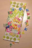 """Шоколадница. Сладкая открытка для девочки""""Маша"""" , фото 1"""