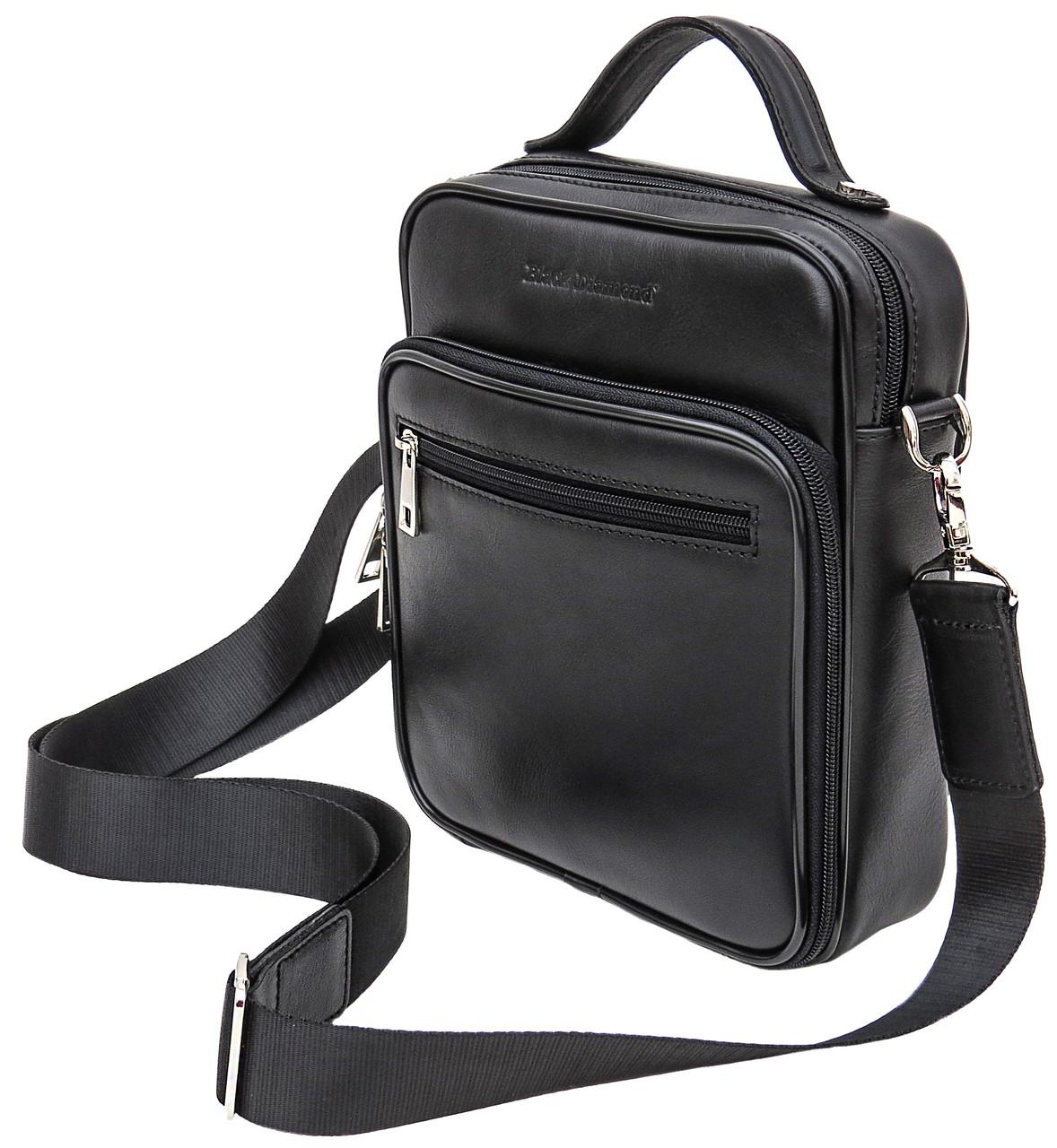 5051a3a6166f Мужская кожаная сумка Black Diamond BD45v2A: продажа, цена в ...