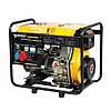 Дизельный генератор Forte FGD 6500E3/5.0-5.5 кВт (3 фазы, ручной и электростартер)