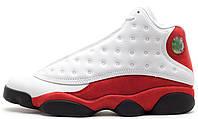 Баскетбольные кроссовки Nike Air Jordan 13 Retro Найк Аир Джордан 13 белые
